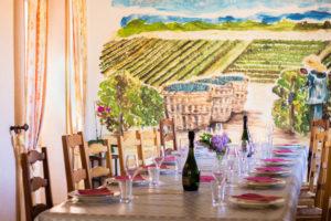Réserver votre séjour au gîte l'Orée des Vignes